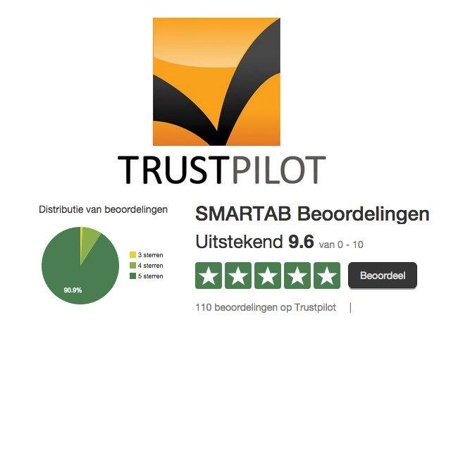 Referenties via Trustpilot