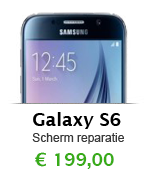 Samsung Galaxy S6 scherm reparaties